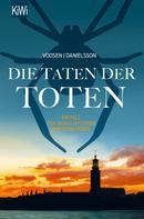 Roman Voosen: Die Taten der Toten ★★★★★