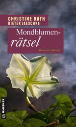 Mondblumenrätsel - Kriminalroman
