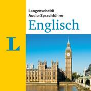 Langenscheidt Audio-Sprachführer Englisch - Für alle wichtigen Situationen auf der Reise