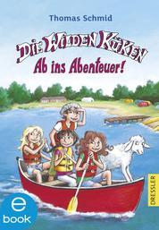 Die Wilden Küken 6. Ab ins Abenteuer!