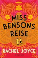 Rachel Joyce: Miss Bensons Reise ★★★★★