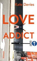 Love Addict - Roman