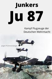 Junkers Ju 87 - Kampf Flugzeuge der Deutschen Wehrmacht