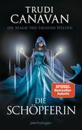 Trudi Canavan: Die Magie der tausend Welten - Die Schöpferin ★★★★