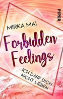 Mirka Mai: Ich darf dich nicht lieben ★★★