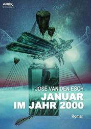 JANUAR IM JAHR 2000 - Der dystopische Science-Fiction-Klassiker!