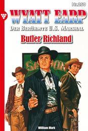 Wyatt Earp 250 – Western - Butler Richland