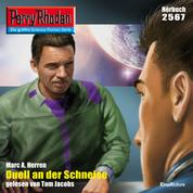 "Perry Rhodan 2567: Duell an der Schneise - Perry Rhodan-Zyklus ""Stardust"""