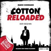 Jerry Cotton - Cotton Reloaded, Folge 1: Der Beginn