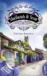 MacTavish & Scott - Tod eines Künstlers - Die Lady Detectives von Edinburgh