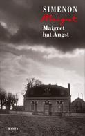 Georges Simenon: Maigret hat Angst ★★★★