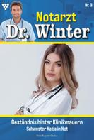 Nina Kayser-Darius: Notarzt Dr. Winter 3 – Arztroman