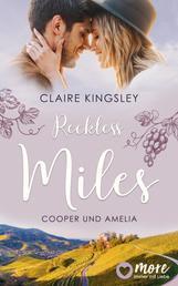 Reckless Miles - Cooper und Amelia