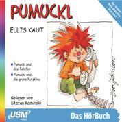 Pumuckl, Teil 4: Pumuckl und das Telefon / Pumuckl und die grüne Putzfrau (Ungekürzt)