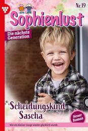 Sophienlust - Die nächste Generation 19 – Familienroman - Scheidungskind Sascha