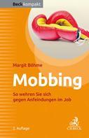 Margit Böhme: Mobbing
