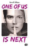 Karen M. McManus: ONE OF US IS NEXT ★★★★★