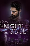 Kajsa Arnold: Night Soul 3 - Rayhan