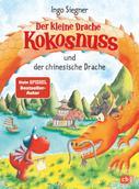 Ingo Siegner: Der kleine Drache Kokosnuss und der chinesische Drache ★★★★★