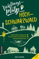 Birgit Hermann: Lieblingsplätze Hochschwarzwald ★★★★★
