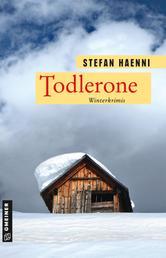 Todlerone - Winterkrimis