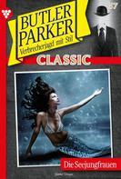 Günter Dönges: Butler Parker Classic 57 – Kriminalroman