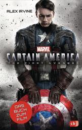 Marvel Captain America – The First Avenger - Das Buch zum Film ab 10 Jahren