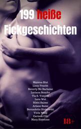 199 heiße Fickgeschichten - Pervers geiler Sex Sammelband