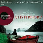 Geisterfjord - Island-Thriller (Ungekürzte Lesung)