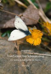 Vom Granit zum Schmetterling - Ein Ausweg aus dem Konflikt des Daseins