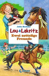 Lou + Lakritz 2 - Zwei zottelige Freunde