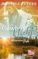 Martina Gercke: Ein Cowboy für eine Nacht: The Hendersons ★★★★