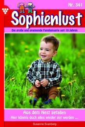 Sophienlust 341 – Familienroman - Aus dem Nest gefallen