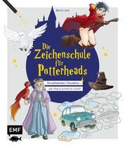 Die Zeichenschule für Potterheads - Die beliebtesten Charaktere – alle Motive Schritt für Schritt zeichnen