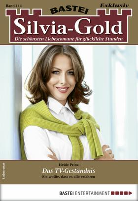 Silvia-Gold 114 - Liebesroman