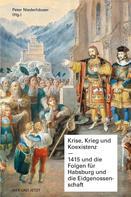 Peter Niederhäuser: Krise, Krieg und Koexistenz