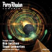 Perry Rhodan Lemuria 5: Die letzten Tage Lemurias