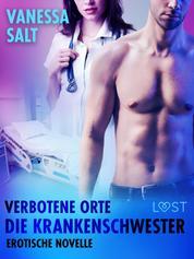 Verbotene Orte: Die Krankenschwester - Erotische Novelle