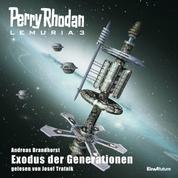 Perry Rhodan Lemuria 3: Exodus der Generationen