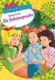 Bibi Blocksberg - Die Geheimsprache - Roman zum Hörspiel