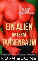 Mia Kingsley: Ein Alien unterm Tannenbaum ★★★★★