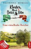 Valentina Morelli: Kloster, Mord und Dolce Vita - Eine rätselhafte Beichte ★★★★