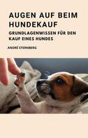 André Sternberg: Augen auf beim Hundekauf