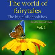 The World of Fairy Tales, Vol. 1 - The big audiobook box